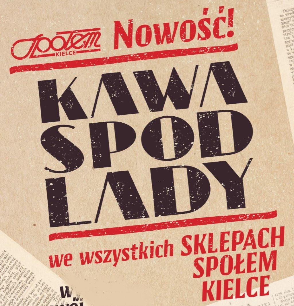 Kawa Spod Lady