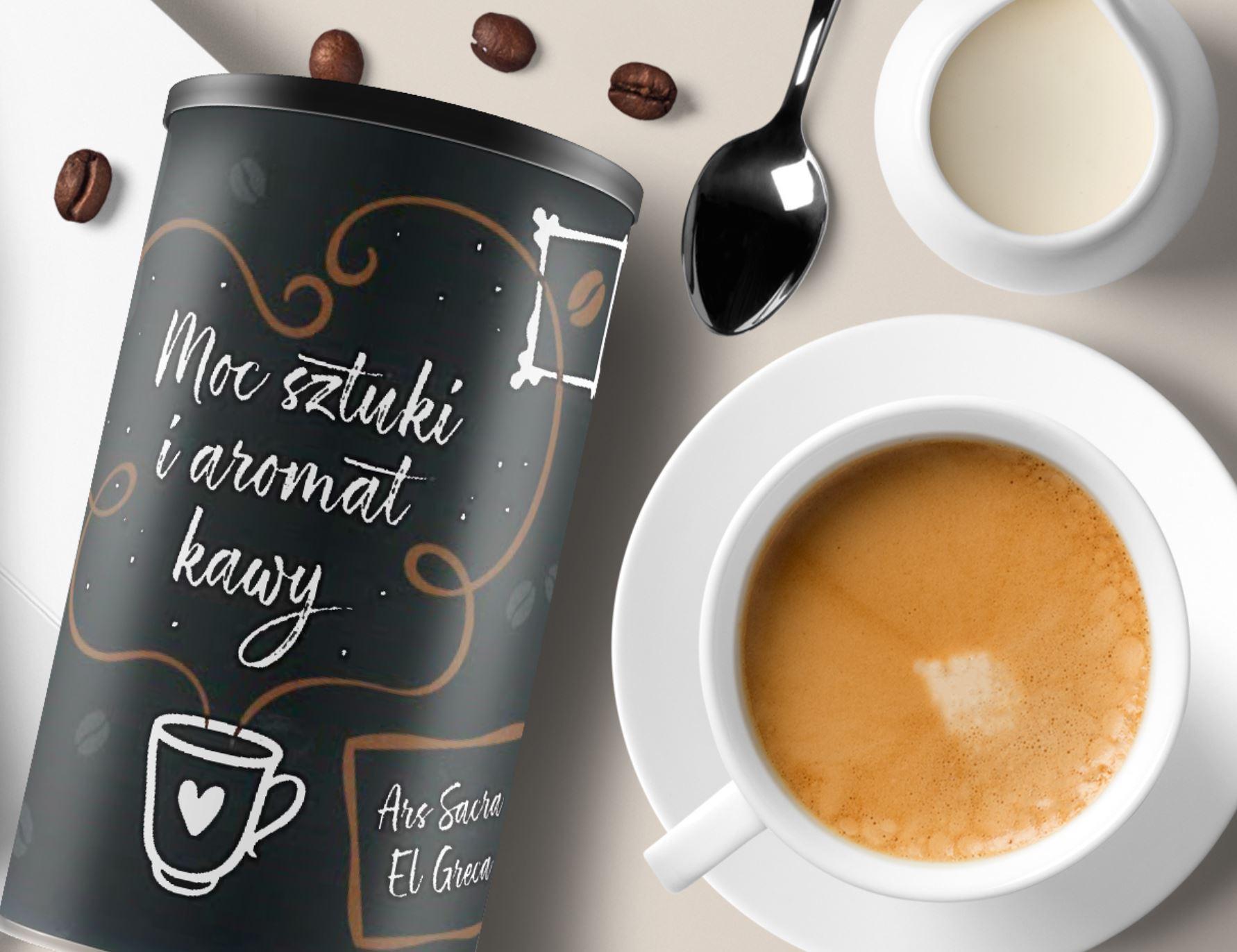 Kawa Reklamowa dla Muzeum Diecezjalnego